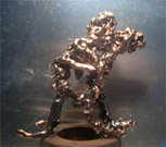 Copper fusion figure: The act.