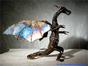 Smaller steel dragon.